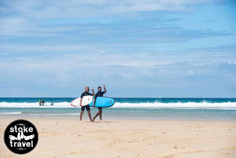 San Sebastian Surf Camp - 1