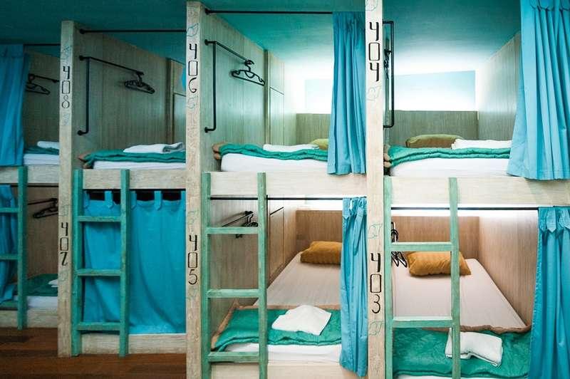 Nau Here Hostel - 1