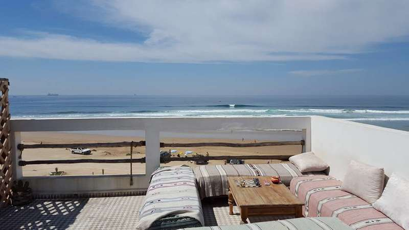 Blue Waves Surf House (Anza) - 2