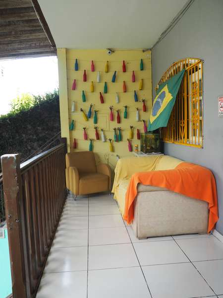 Onça da Praia Hostel  - 2