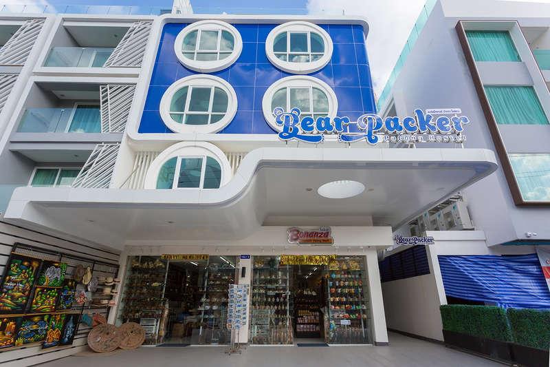 BearPacker Patong Hostel - 1