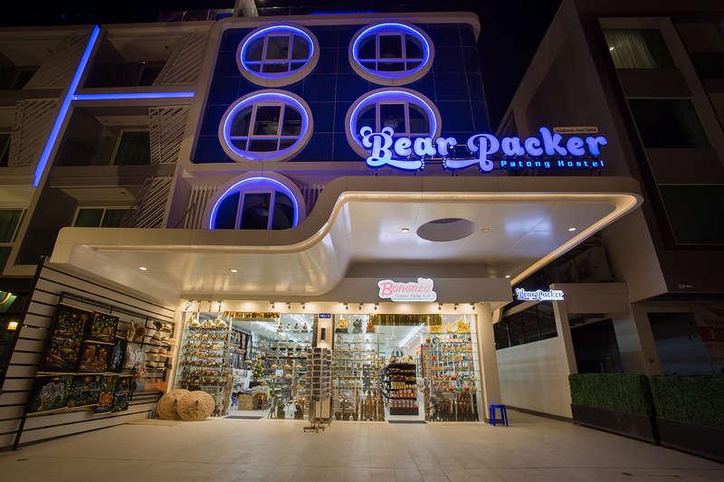 BearPacker Patong Hostel - 0