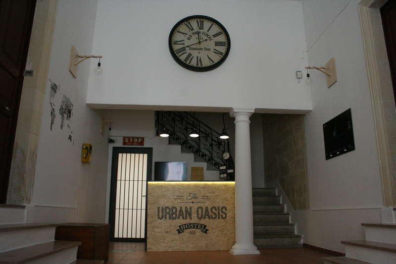 Urban Oasis Hostel - 1