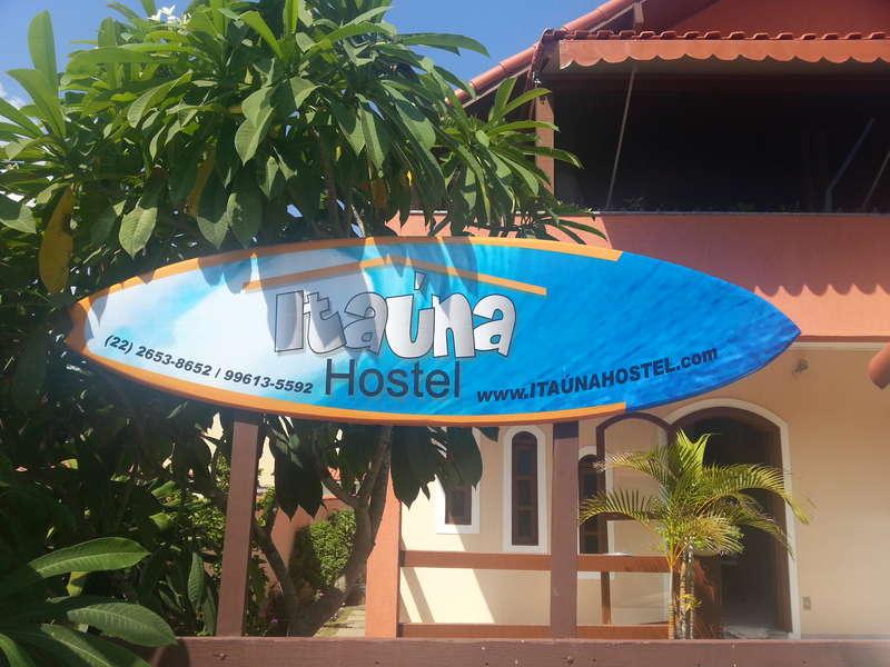 Itaúna Hostel - 1