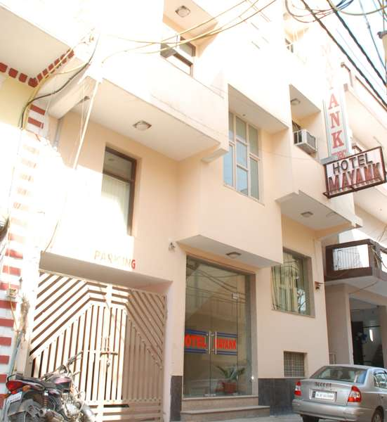 AIRPORT HOTEL MAYANK RESIDENCY - 2