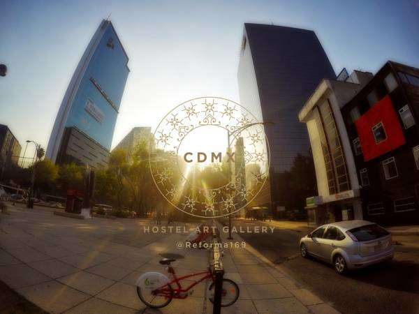 CDMX HOSTEL ART GALLERY - 1