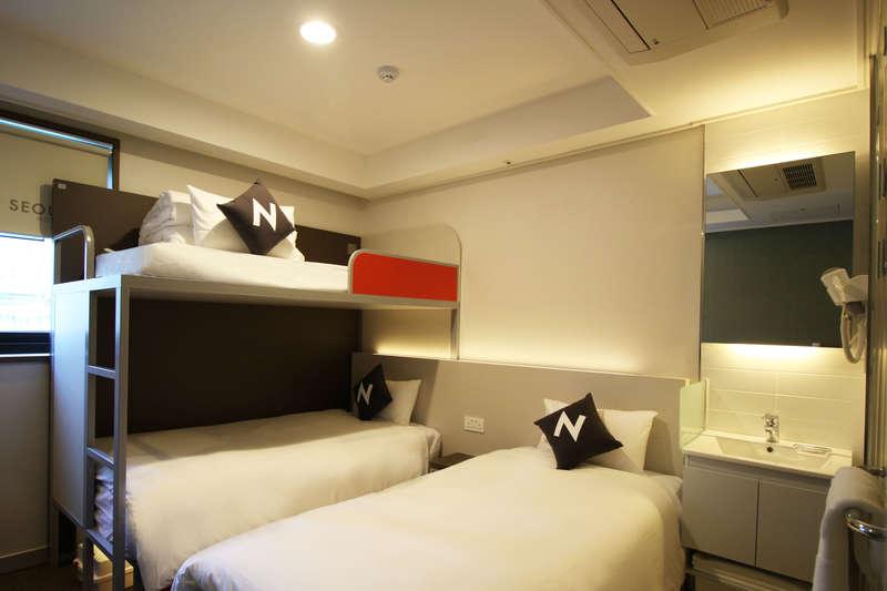 Seoul N Hotel Dongdaemun - 1