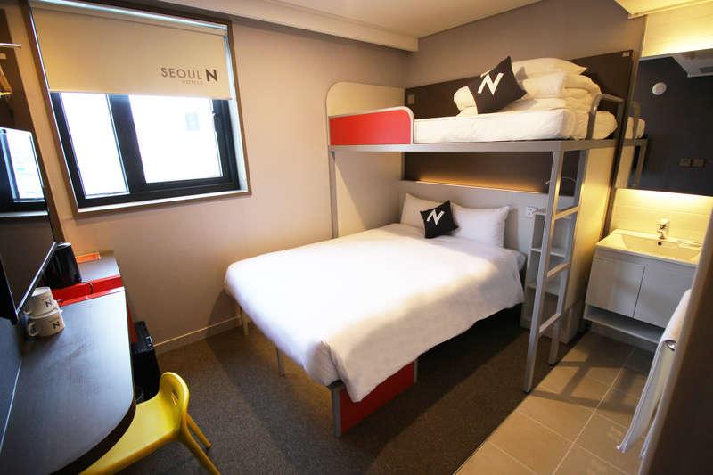 Seoul N Hotel Dongdaemun - 2