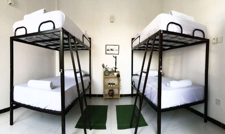 Bed and Bicycle Hostel - 0