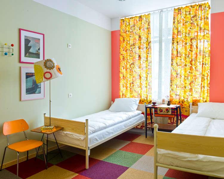 Press Hostel - 1