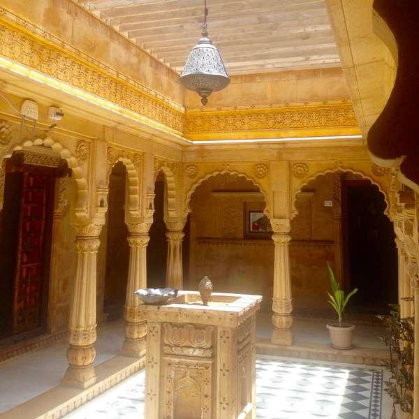Moustache Jaisalmer - 1