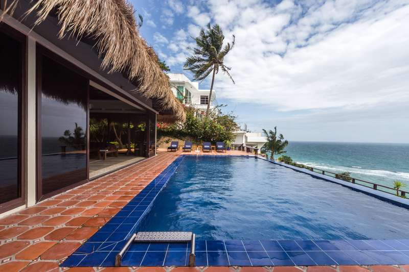 Breathtaking Ocean View Exclusive 4BR Luxury Villa - 0