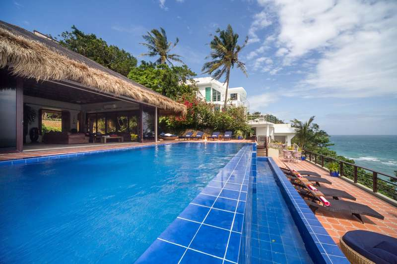 Breathtaking Ocean View Exclusive 4BR Luxury Villa - 2