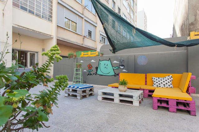 Lisboa Arte Hostel - 0