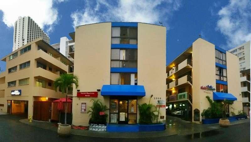 Waikiki Beachside Hostel - 0