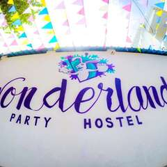 Wonderland Party Hostel