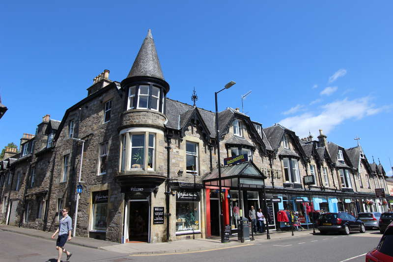Pitlochry Backpackers Hotel - 0
