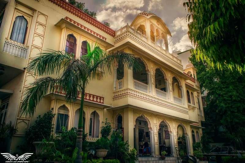 Krishna Palace - 0