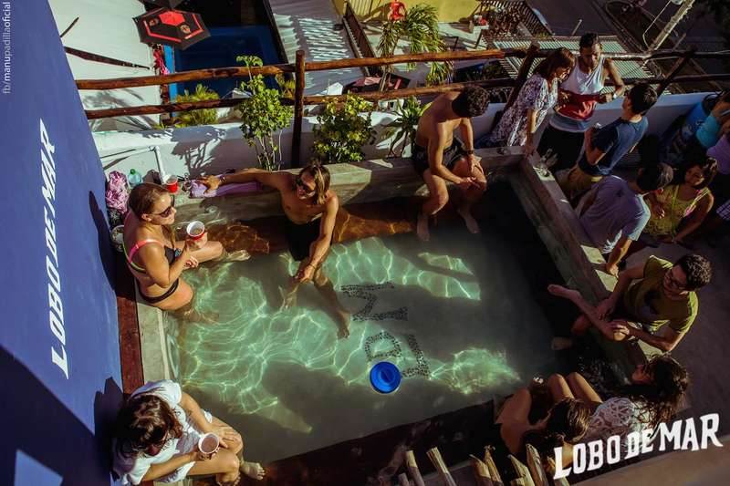 Lobo de Mar Hostel - 0