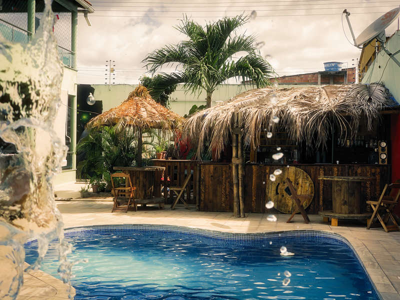 Hanuman Hostel- Manaus - Amazonas - 0