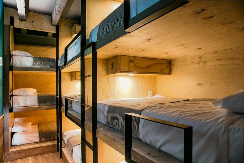 The Foodie Hostel - 1