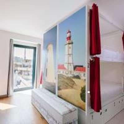Lisbon South Hostel - 1