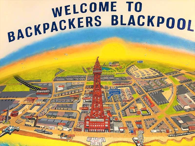Backpackers Blackpool - 0