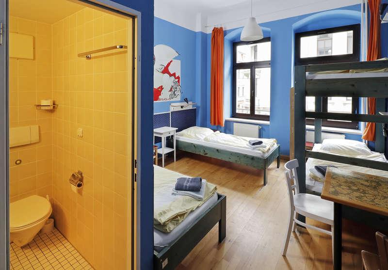 Hostel Mondpalast Dresden - 0