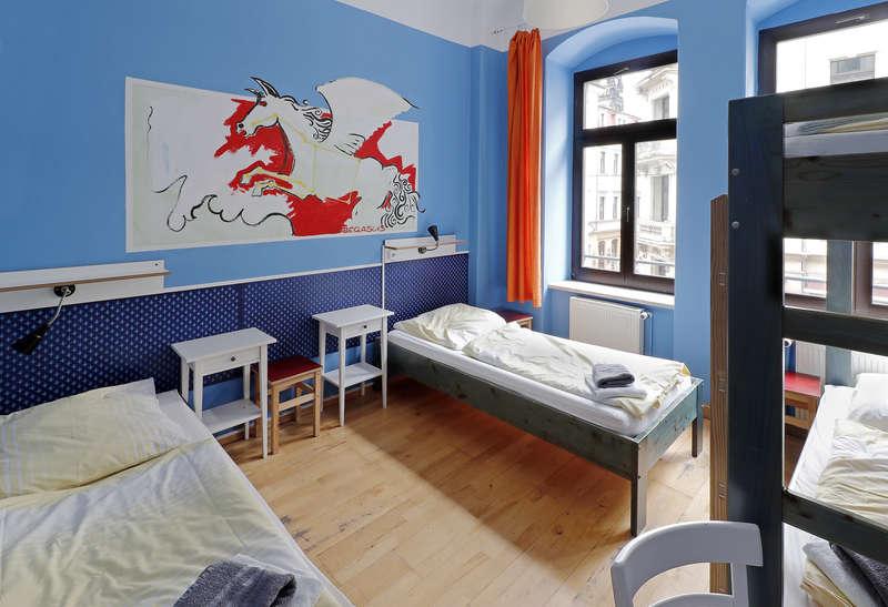 Hostel Mondpalast Dresden - 1