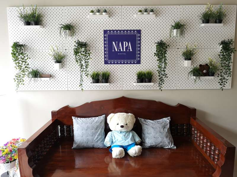 Napa Hostel Samrong Station - 0